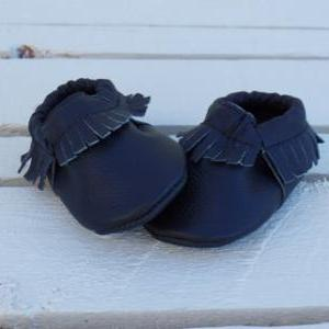 0 to 6 month leather baby moccasin,..